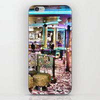 Party All Night iPhone & iPod Skin