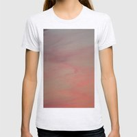 Pink Mist Womens Fitted Tee Ash Grey SMALL