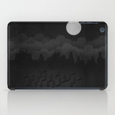 A night in the woods iPad Case