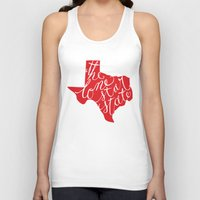 The Lone Star State - Texas Unisex Tank Top