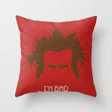 Wreck - Minimalist Poster 01 Throw Pillow