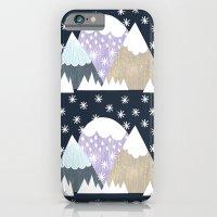 iPhone & iPod Case featuring Lumikukkula by Petra Wolff