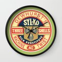 Sylko Wall Clock