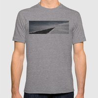 Uyuni´s salar  Mens Fitted Tee Athletic Grey SMALL