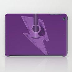 Electric - Acoustic Lightning iPad Case