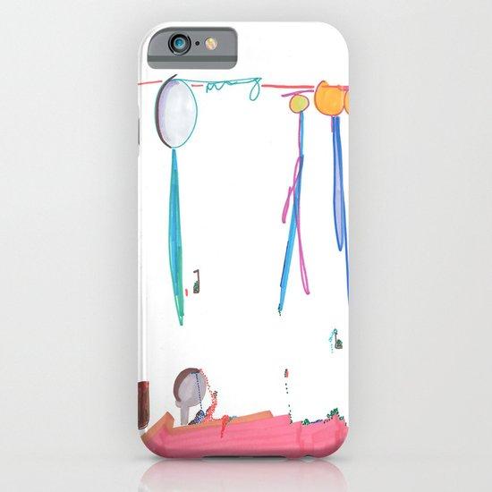 Balloon Voyage iPhone & iPod Case