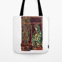 A Window Of Love Tote Bag