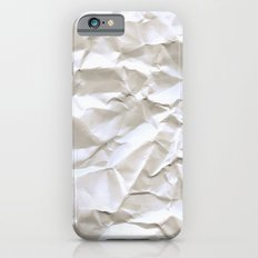 White Trash Slim Case iPhone 6s