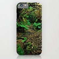 iPhone & iPod Case featuring Forest Secrets by Melanie Ann