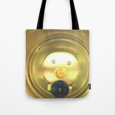 Tea jar smile. Tote Bag