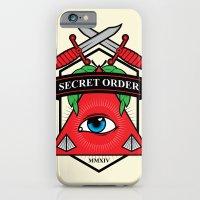 Secret Order iPhone 6 Slim Case