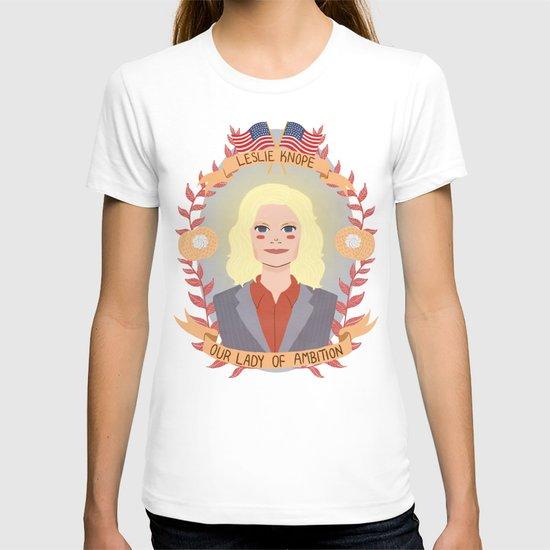 Leslie Knope T-shirt