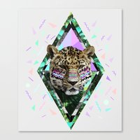 ▲SAFARI WAVES▲ Canvas Print