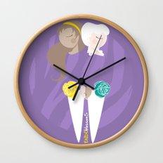 Teenage Endometriosis Awareness Wall Clock