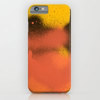 iPhone & iPod Case featuring Color Test: Fun with Paint 1 by Jam85