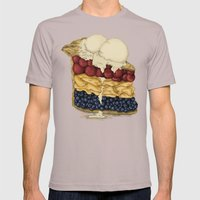 American Pie Mens Fitted Tee Cinder SMALL