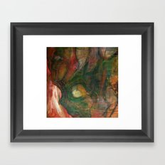Evolve (revisited) Framed Art Print