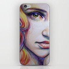 crayolagron iPhone & iPod Skin