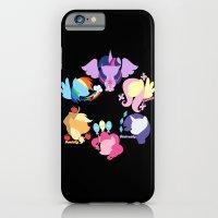 Mane six 2 iPhone 6 Slim Case
