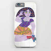 Bow Girl iPhone 6 Slim Case