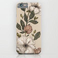 Floral Laurel iPhone 6 Slim Case