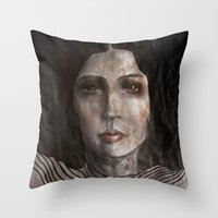 :::HEAVY::: Throw Pillow