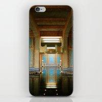 swim iPhone & iPod Skin