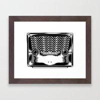 RadioSapo Framed Art Print