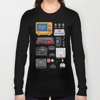 SErvice GAme History Long Sleeve T-shirt
