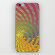 Sun Swirl iPhone & iPod Skin