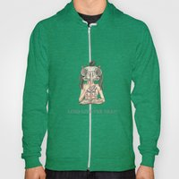 Long Live The Dead - Owl Hoody