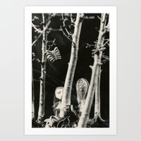 The Girls - Tim Burton Art Print