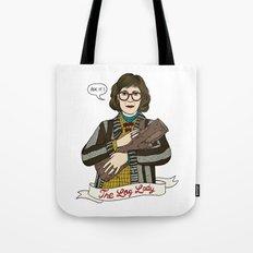Twin Peaks (David Lynch) The Log Lady Tote Bag