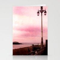 Brighton Pier Stationery Cards
