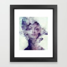 Adorn Framed Art Print