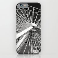 Navy Pier's Ferris Wheel iPhone 6 Slim Case