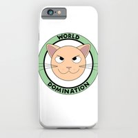 iPhone & iPod Case featuring World Domination III by Ravius Kiedn