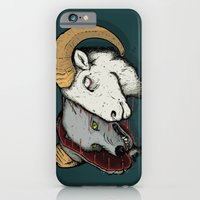 iPhone & iPod Case featuring Sheep Skin by Fiction Design
