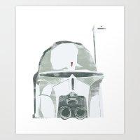 Ralph McQuarrie Concept … Art Print