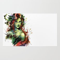 Poison Ivy Rug
