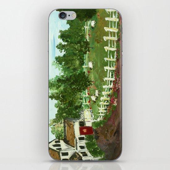 Ash Mill Farm iPhone & iPod Skin