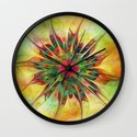Gypsy Dance Wall Clock
