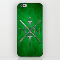 Weapons Down - TMNT iPhone & iPod Skin