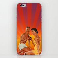 End of Summer iPhone & iPod Skin
