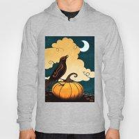 Halloween Is In The Air Hoody