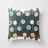 Chaord #1 Throw Pillow