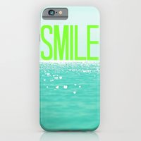 iPhone & iPod Case featuring (: by Taylor St. Claire