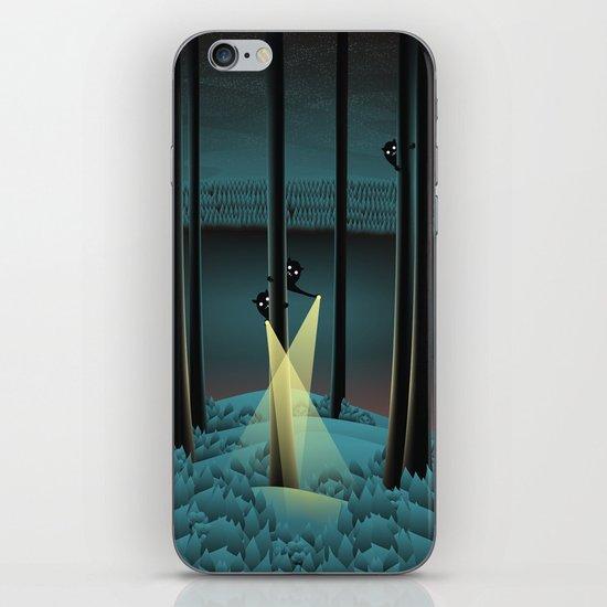 Fuss (Where Are You?) iPhone & iPod Skin