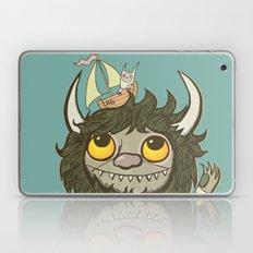 An Ode To Wild Things Laptop & iPad Skin