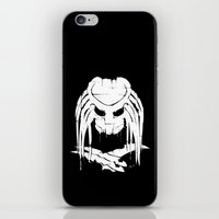 Pochoir - Predator iPhone & iPod Skin